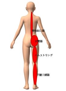 狭窄症筋膜性疼痛